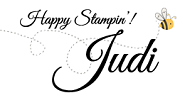 Judi's Stampin' Up! online store